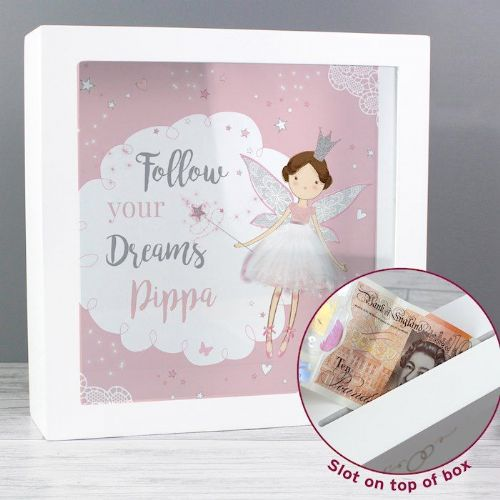 Fairy Princess Fund and Keepsake Box